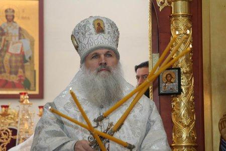Архиепископ Викентий покидает Урал